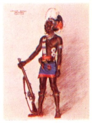 Tribe: Turkana - Name: Larapo Erege